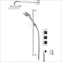 Roper Rhodes - Event Square Triple Function Shower System