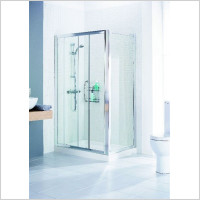Lakes - Classic Shower Door Side Panel 700mm