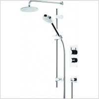 Roper Rhodes - Event Dual Function Shower System With Fixed Shower Head