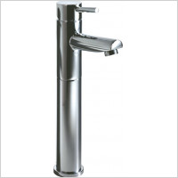 Roper Rhodes - Storm Tall Basin Mixer With Click Waste