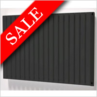 Ultraheat-DR - Linear Horizontal Radiator 600x851x61mm