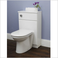 Eastbrook - Diamante 500mm WC Unit