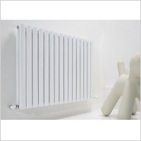 Ultraheat-DR - Sofi Horizontal Radiator 600 x 593 x 79mm