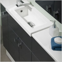 Atlanta - Atlanta Fitted Bathroom Furniture