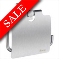 Smedbo - House Toilet Roll Holder With Cover