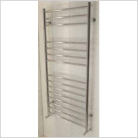 Eastbrook - Violla 1630 x 500mm Stainless Steel Towel Rail