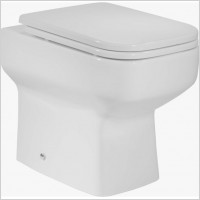 Roper Rhodes - Geo 505mm Back To Wall WC Pan