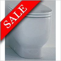 Pozzi Ginori - Series 500 WC seat with soft close hinges