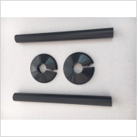 Eastbrook - 15mm Pipe Shroud and Collar Kit
