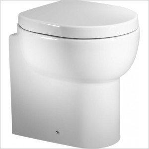 Zest Short Projection 450mm Back to Wall Pan