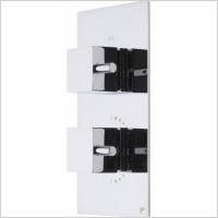 Roper Rhodes - Event Square Single Function Thermostatic Shower Valve