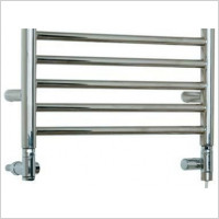 Jis Sussex towel Rails - Standard Dual Fuel Valve