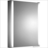 Roper Rhodes - Ascension Plateau Single Mirror Glass Door Cabinet