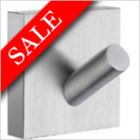 Smedbo - House Towel Hook 45 x 45mm