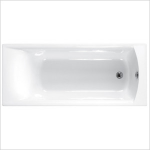 Delta Bath 1675 x 700 x 410mm Carronite with grips