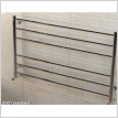 Violla 590 x 1000mm Stainless Steel Towel Rail