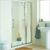 Inline Pivot Shower Door