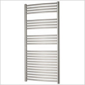 Curved Stainless Steel Towel Rails