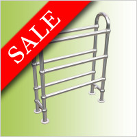 Abacus - Elegance Crown Towel Warmer 778 x 686mm