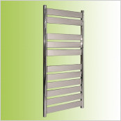Straight Biege Textured Towel Rails