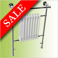 Abacus - Elegance Sovereign Towel Warmer 940 x 674mm