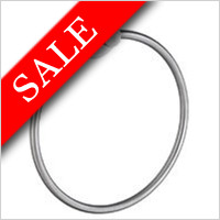 Smedbo - Home Towel Ring Dia 170mm