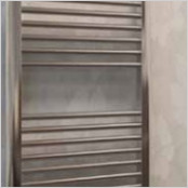 Electric Only Chrome Towel Rails