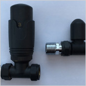 Thermostatic Straight Valves
