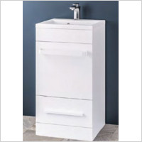 Eastbrook - Oslo 440mm Basin Unit With Internal Drawer