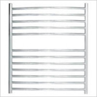 Jis - Camber Curved Fronted Towel Rail 700x620mm